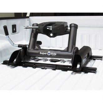 Blue Ox® - 20K Super Ride Rail Mount 5th Wheel Hitch