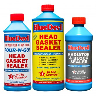 BlueDevil® - Cooling System Repair Kit
