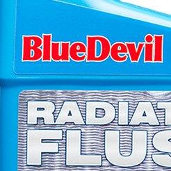 blue devil radiator flush reviews