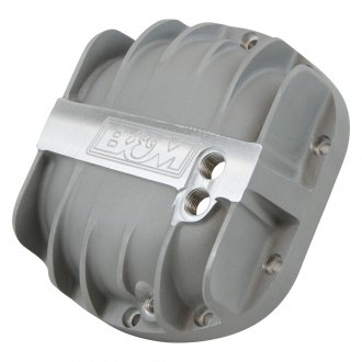 B&M® - Cast Aluminum Differential Cover