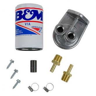 B&M® - Remote Transmission Filter Kit