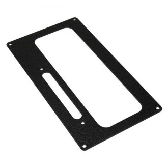 B&M® - Black Plastic Boot Plate for MegaShifter Console