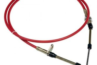 B&M® 80604 - 4 ft. Performance Shifter Cable