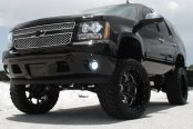 BMF® - S.O.T.A. Death Metal Black on Chevy Tahoe