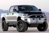 BMF® - S.O.T.A. Death Metal Black on Toyota Tundra