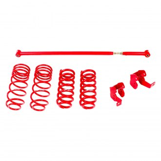 "BMR Suspension® - 1.25"" x 1.25"" Front and Rear Lowering Kit"