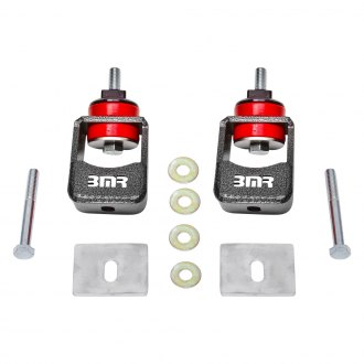 BMR Suspension® - Motor Mount Kit with Polyurethane Bushings