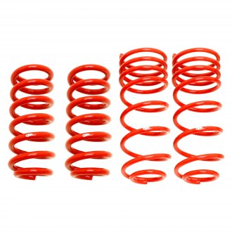 "BMR Suspension® - 1.25"" x 1.25"" Front and Rear Lowering Coil Springs"