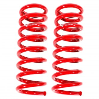 "BMR Suspension® - 1"" Front Lowering Coil Springs"