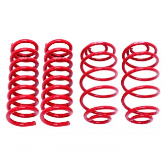 "BMR Suspension® - 1"" x 1"" Front and Rear Lowering Coil Springs"
