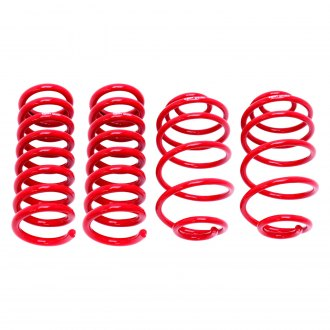 "BMR Suspension® - 2"" x 2"" Front and Rear Lowering Coil Springs"