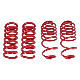 "BMR Suspension® - 1.5"" x 1.5"" Front and Rear Lowering Coil Springs"