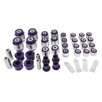 BMR Suspension® - Super Pro™ Non Adjustable Rear Upper Arm Bushing Kit