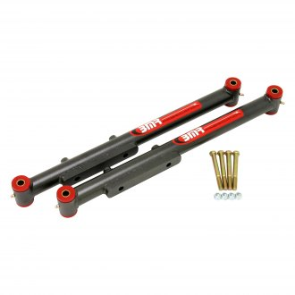 BMR Suspension® - DOM Non Adjustable Standard Length Control Arms with Polyurethane Bushings