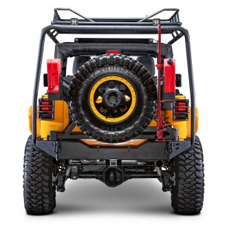 Body Armor 4x4® - Swing Arm Tire Carrier