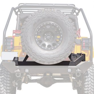 Body Armor® - PRO-Series Swing Arm Tire Carrier