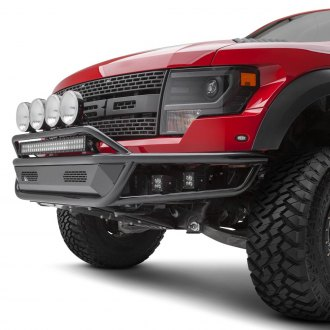 Body Armor 4x4® - Desert Series Full Width Front HD Bumper with Hoop