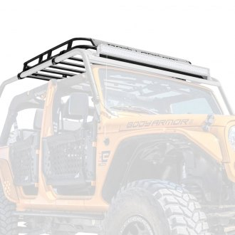 Body Armor® - Roof Cargo Basket