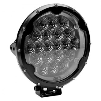 "Body Armor® - 7 Series 7"" 100W Round LED Lights"