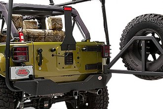 Body Armor® JK-2394 - Rear Bumper