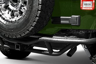 Body Armor® - Rear Bumper