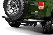 Body Armor® - Tubular Rear Bumper