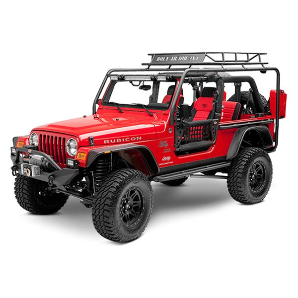 Body Armor 174 Jeep Wrangler 2004 Roof Rack