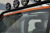 Body Armor® - Front Light Bar