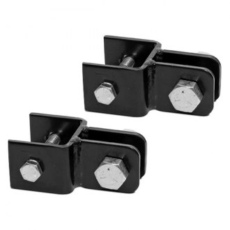 Body Armor® - Horizontal Tow bar Adaptor Brackets