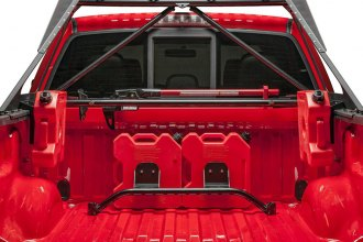 Body Armor® - Bed Cap Mounted Crossbar and Hi-Lift Jack Mount