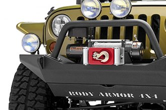 Body Armor® - Front Winch Bumper