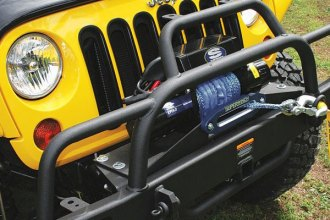 Body Armor® - Flat Winch Plate