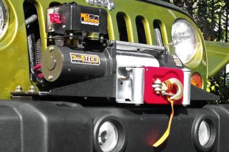 Body Armor® - Winch Plate Kit