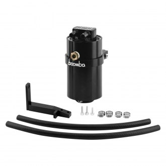 Boomba Racing® - Oil Catch Can Kit