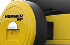 Boomerang® Hummer H2 Tire Cover