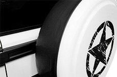 Boomerang® Star Tire Cover
