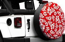 Boomerang® Flowers Tire Cover