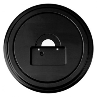 "Boomerang® - 35"" MasterSeries™ Black Spare Tire Cover with Painted to Match SS Ring"