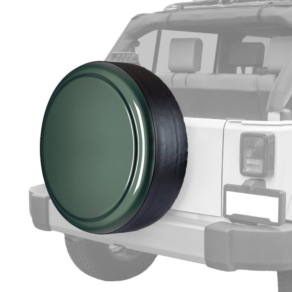 "Boomerang® - 30"" Rigid Series™ Commando Green Spare Tire Cover"