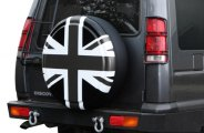 Boomerang® - Rigid Series Union Jack Tire Cover