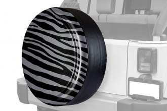 Boomerang® - Rigid Series Zebra Tire Cover