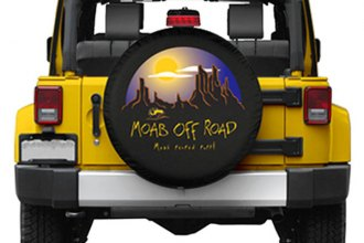 "Boomerang® TC-MOR28-15 - Soft Series Moab Off-road Tire Cover (28"")"