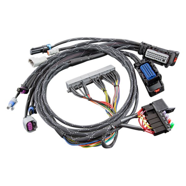 Boomslang® - Toyota Corolla Levin AE92 Body Code 4AGZE Engine 1991 AEM  Infinity 7™ Plug and Play Harness | Aem Wiring Harness |  | CARiD.com