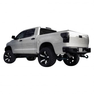 2010 toyota tundra off road steel rear bumpers. Black Bedroom Furniture Sets. Home Design Ideas