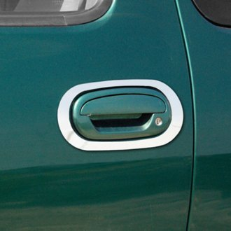 Bores® - Standard Style Polished Stainless Steel Door Handle Trim