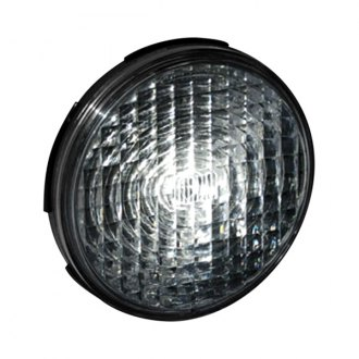 "Bores® - 4"" Round Black LED Reverse Light"