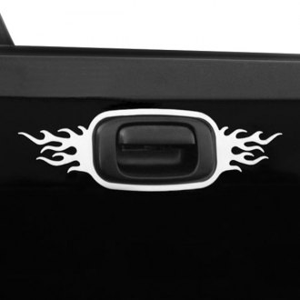 Bores® - Polished Stainless Steel Tailgate Handle Trim