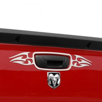 Bores® - Polished Tailgate Handle Trim