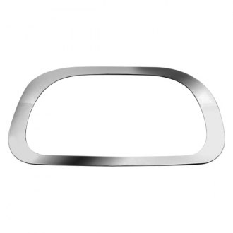 Bores® - Polished Tailgate Handle Bezels