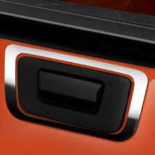 Bores® - Stainless Steel Tailgate Handle Trim